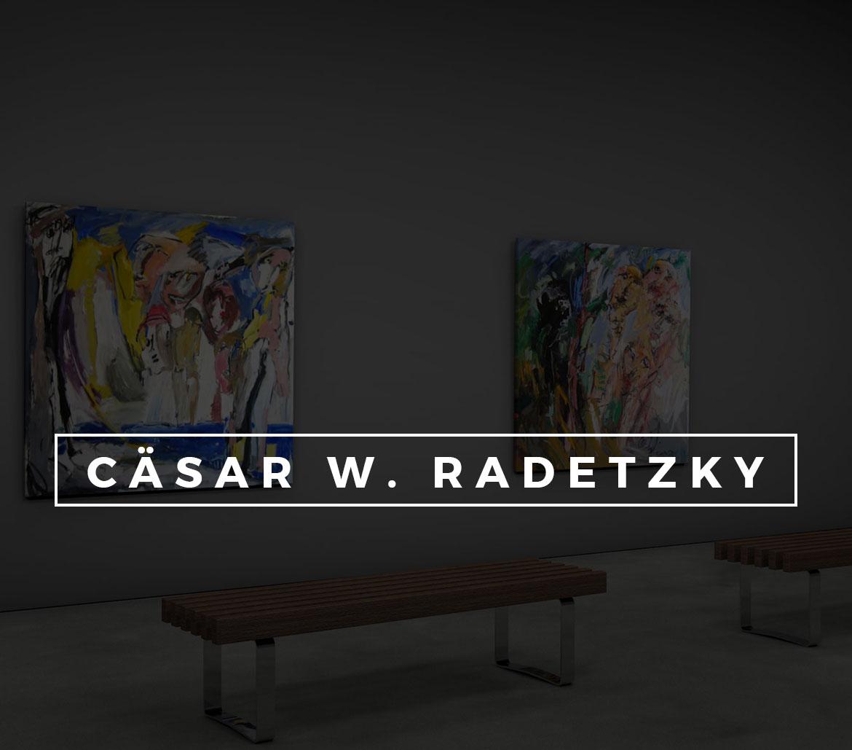 CÄSAR W. RADETZKY
